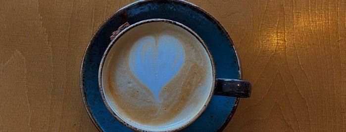 Leni Liebt Kaffee is one of Orte, die Marc gefallen.