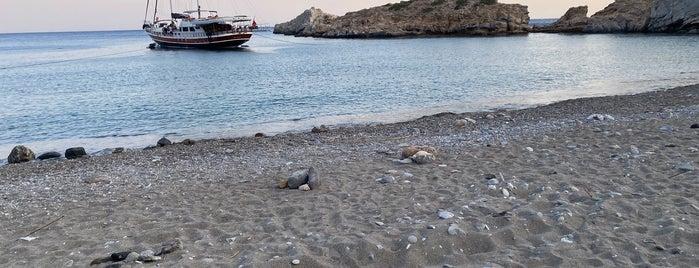 Gıyrap Koyu is one of Çadır Kamp Alanı ve Plajlar.