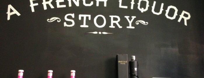 The Paris Liquor Store is one of Paris.