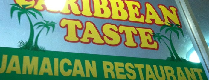Caribbean Taste is one of San Diego.