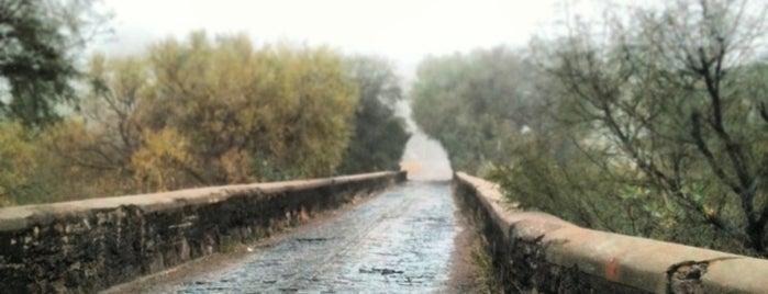 Puente de San Ignacio is one of Lieux qui ont plu à Hugo.