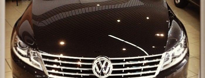 Автосалон VW «Атлант-М» is one of Marina 님이 좋아한 장소.