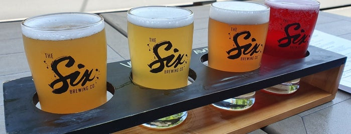 The Six Brewing Co. is one of Toronto.