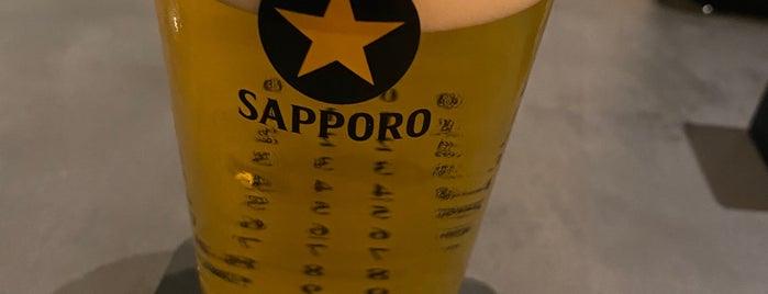 Sapporo The Bar is one of สถานที่ที่บันทึกไว้ของ Hide.