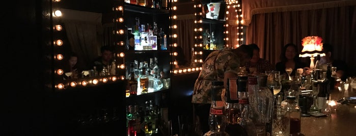 Backstage Cocktail Bar is one of Bangkok To Do.