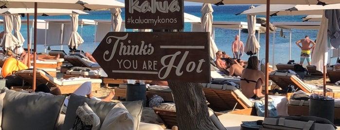 Kalua is one of MYKANOSS.