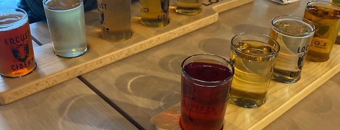 Locust Cider is one of Puget Sound Breweries South.