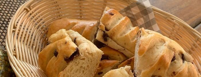La Miga Panadería is one of Latanya 님이 좋아한 장소.