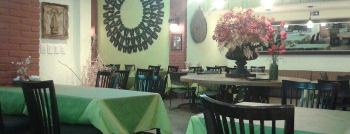 São João Restaurante is one of Tempat yang Disukai Edgar.