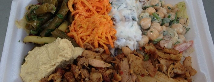 Istanbul Grille is one of Best Food in PGH.
