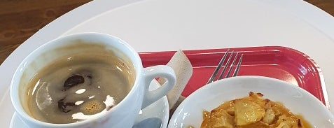 Boréal Coffee Shop is one of Zürich.