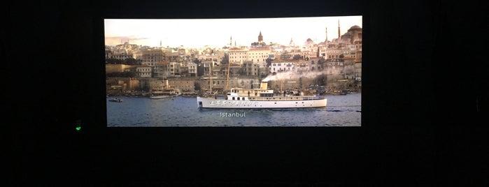 中影国际影城 IMAX Cinema China Film is one of Andrew 님이 좋아한 장소.