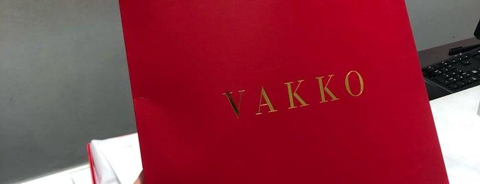 Vakko is one of İstanbul Etiket Bonus Mekanları Anadolu Yakası.