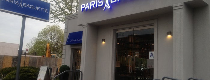 Paris Baguette is one of Recently Opened.