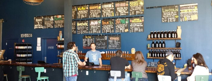 Night Shift Brewing, Inc. is one of Craft Beer.