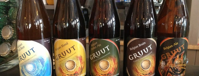 Stadsbrouwerij Gruut is one of Bélgica.