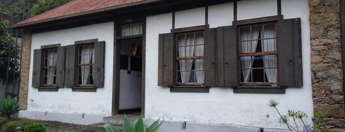 Museu Casa do Colono is one of Petrópolis RJ.
