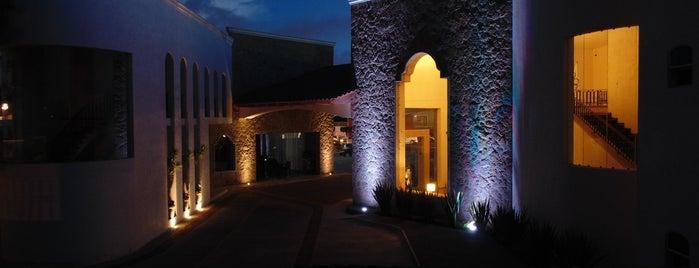 Hotel Fuerte Real is one of Posti che sono piaciuti a Oscar.