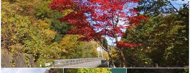 山の神橋 is one of 宮ヶ瀬&津久井湖 ポタ=3=3=3.