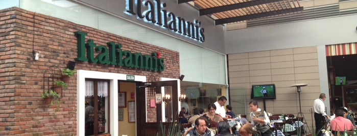 Italianni's is one of Stephania 님이 좋아한 장소.