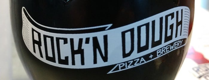 Rock'n Dough Pizza and Brew Co is one of Breweries or Bust 4.