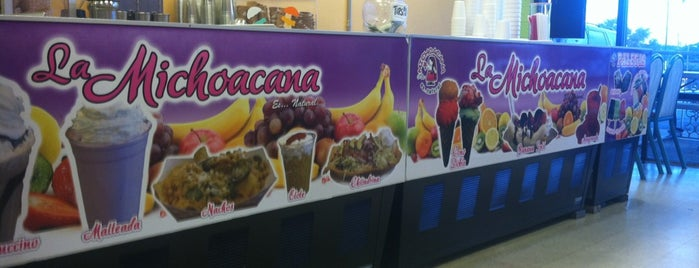 La Michoacana is one of Weeves & Jooster.