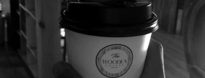 Wooden Coffee is one of Queen 님이 저장한 장소.