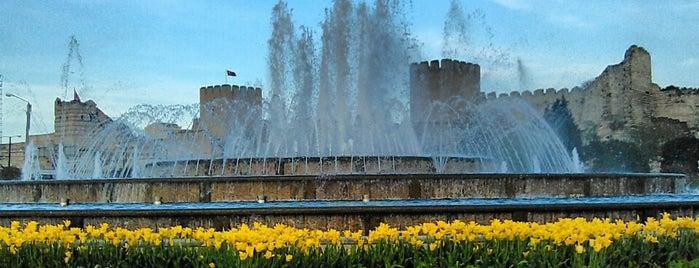 Topkapı Kültür Parkı is one of İstanbul 2.