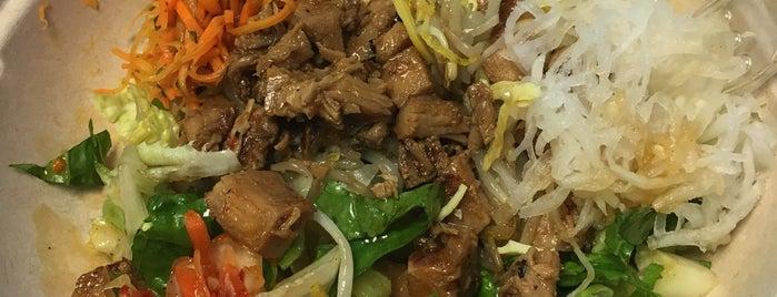 BIBIBOP Asian Grill is one of Posti che sono piaciuti a Consta.