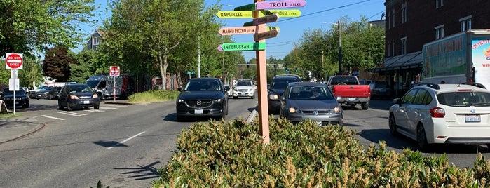 Fremont Neighborhood is one of Lieux sauvegardés par BlueHolly.