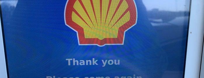 Shell At Logan is one of Orte, die Consta gefallen.