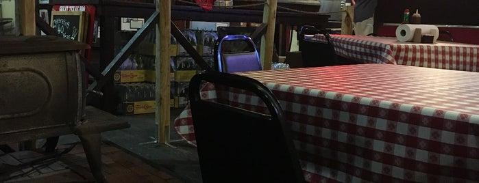 Iron Works BBQ is one of Consta : понравившиеся места.