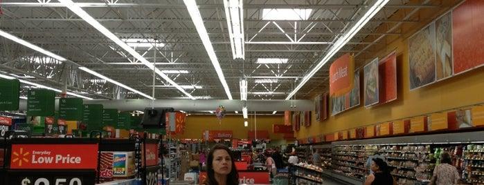 Walmart Supercenter is one of Donald : понравившиеся места.