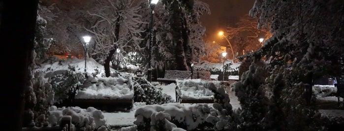 Kuğulu Park is one of Lieux qui ont plu à Yasin.