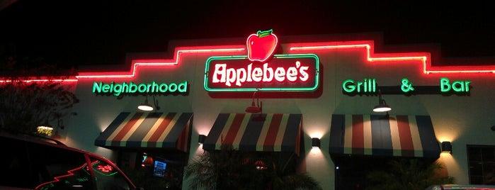 Applebee's Grill + Bar is one of สถานที่ที่ Diego ถูกใจ.