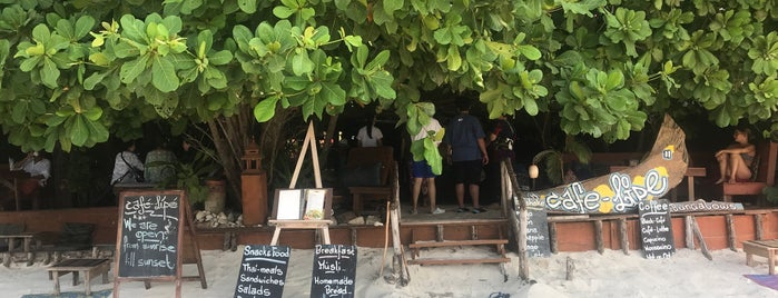 Cafe Lipe is one of Thailand.