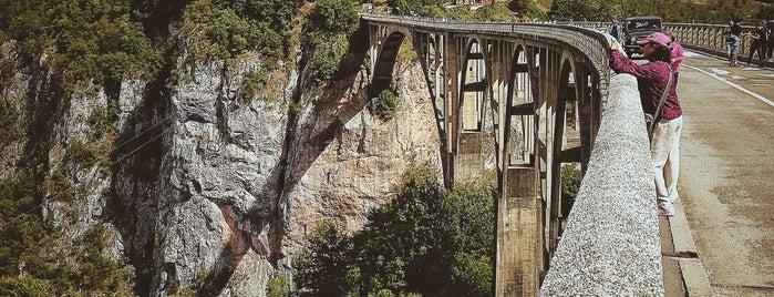 Pont de Đurđevića Tara is one of Lieux qui ont plu à A.