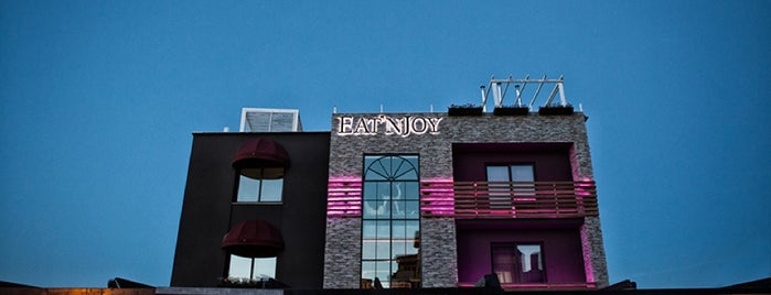 Eat'n Joy Mangal is one of Mekanlar (Denizli - İstanbul).