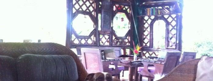 Shanti Lodge is one of สถานที่ที่บันทึกไว้ของ Natalya.