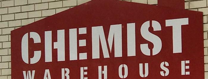 Chemist Warehouse is one of Orte, die Antonio gefallen.