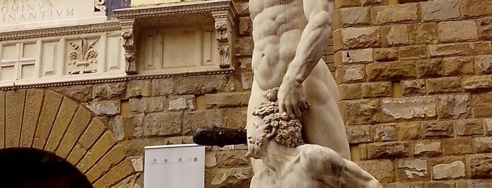 Galleria degli Uffizi is one of Florence - Firenze - Peter's Fav's.