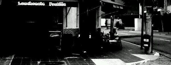 Lanchonete Frutilla is one of Orte, die Luis gefallen.