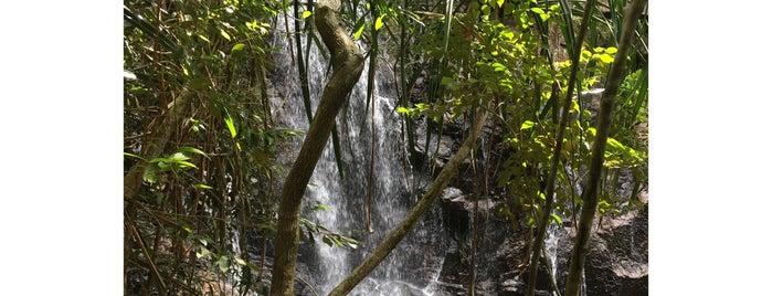 Paradise waterfall is one of Ko phangan - Coisas para fazer.