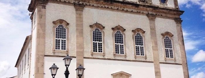 Igreja do Senhor do Bonfim is one of Viagem.