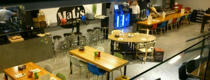 Matís Bar is one of Restaurants.