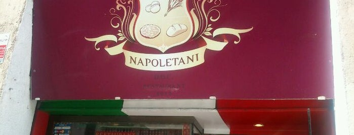 Napoletani D.O.C. Restaurant & Pizzeria is one of Restaurants.