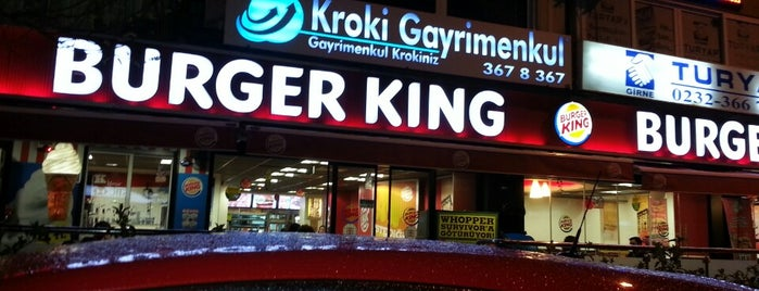 Burger King is one of Çağlar 님이 좋아한 장소.