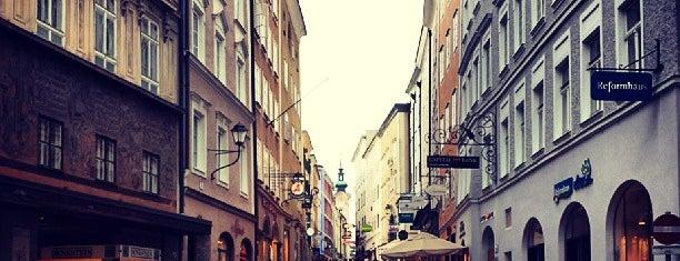 Linzergasse is one of 🇦🇹 Salzburger Advent.