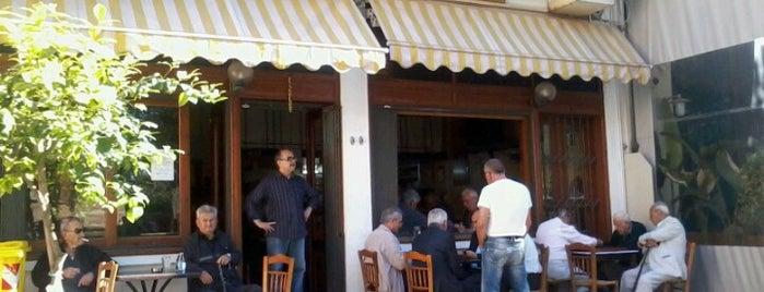 Μπουρμπάκης Καφενείο is one of Lieux qui ont plu à Vincent.