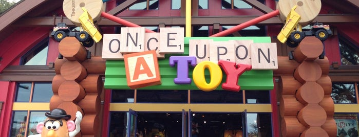 Once Upon A Toy is one of New trip - Compras.